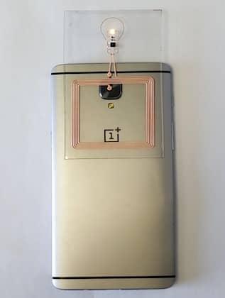 NFC-puce